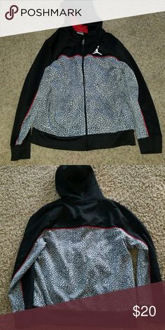 Jordan jacket Great condition. Gently worn. Jordan Jackets & Coats