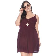 Plus Size Embroidered Trim Camisole Romper ($17) ❤ liked on Polyvore featuring jumpsuits, rompers, plus size womens rompers, plus size romper, purple camisole, v-neck camisoles and v neck romper