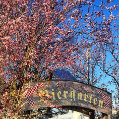 It's the first truly Biergarten-worthy day of the year! 19 C and sunny! #berlin #biergarten #enjoy #chill #sunny