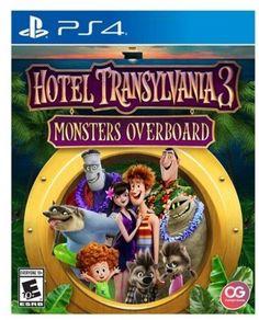 Superb Hotel Transylvania Monsters Overboard Nintendo Switch Now at Smyths Toys UK. Shop for Nintendo Switch Games At Great Prices. Nintendo Switch Games, Xbox One Games, Ps4 Games, Games Consoles, Playstation Games, Xbox Xbox, Hotel Transylvania, Jurassic World, Frankenstein