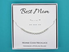 #bestmom #giftsformom #momnecklace #mothersday #momgift