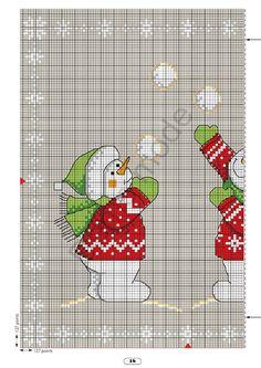 ru / Фото 14 – 2 – lutarcik is creative inspiration for us. Xmas Cross Stitch, Cross Stitch Love, Cross Stitch Charts, Cross Stitching, Cross Stitch Embroidery, Cross Stitch Patterns, Christmas Tree Pattern, Christmas Cross, Theme Noel