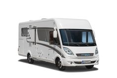 HYMER DuoMobil - Front view
