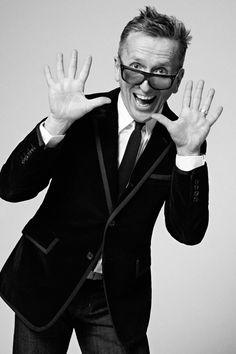 Barneys' Insider and Fashion Guru - Simon Doonan, Creative Ambassador at Large