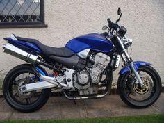 HONDA HORNET 900 cc - http://motorcyclesforsalex.com/honda-hornet-900-cc/
