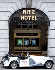 #RitzHotel #London   http://www.5ivestarlondon.com/theritz-london