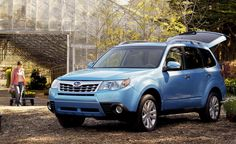 Subaru Forester 25 X