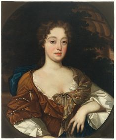 Anne, first wife of Sir Frances Warre by Sir Peter Lely