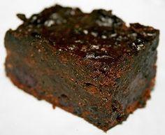 Jamaican Black Rum Cake Recipe
