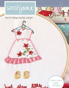 Sarah Jane Studios - Just Stay Little PDF pattern
