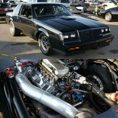 . V8 Cars, Drag Cars, Buick Cars, Buick Gmc, Old American Cars, American Muscle Cars, Buick Grand National Gnx, Old Muscle Cars, Turbo Car