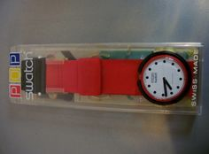 Swatch POP Watch - I had this one and lost it at the beach.  :(