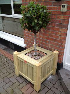 Wooden Planter Boxes Our Planter Boxes Line Has