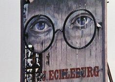The judging eyes of Dr. T.J. Eckleburg, oculist. via @mleland