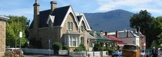 Battery Point, in Tasmania, is an historic suburb of Hobart with beautifully maintained colonial cottages. South Pacific, Pacific Ocean, Tasmania Travel, Colonial Cottage, Papua New Guinea, Walking Tour, Trip Planning, New Zealand, To Go