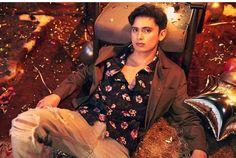 Folded and Hung Holiday #james #princessbaretto IG Jan 2 2018 Filipino Models, Movie Talk, College Boys, James Reid, Australian Actors, Jadine, Music Composers, Attractive Guys, Straight Guys