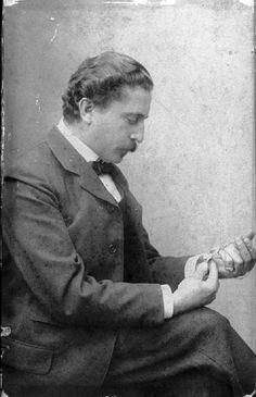 Belgian jeweler Philippe Wolfers