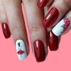 Elegant Beauty Nails Acrylic Nail Designs to try - ShowmyBeauty Acrylic Nail Designs, Nail Art Designs, Acrylic Nails, Girls Nails, Us Nails, Bling Nails, Nail Tips, Beauty Nails, All The Colors
