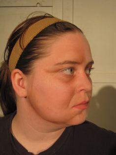 Example of Stout Makeup
