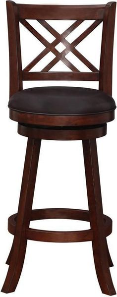 "Boraam 65729 29"" Porto Swivel Bar Stool"