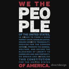 We the people - RESIST