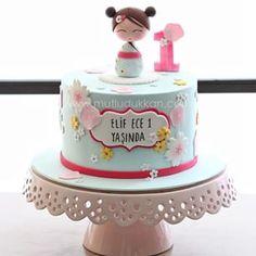 Asian doll cake