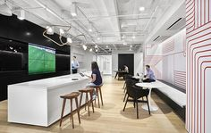 How 5 Technology Companies in NYC Are Incorporating Design Into Their Workspaces | HuffPost