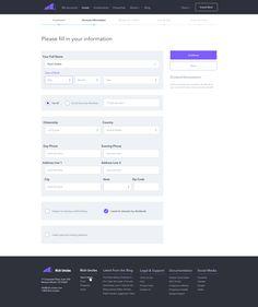 03 ru account info