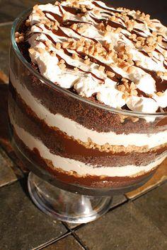 Chocolate Triffle