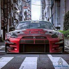 Beautiful Nissan GT-R with moda Lamborghini, Ferrari, Bugatti, Maserati, Nissan Gtr R35, Nissan Gtr Skyline, Gtr 35, Audi, Tuner Cars
