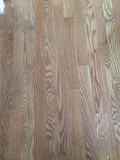 Red oak hardwood wit
