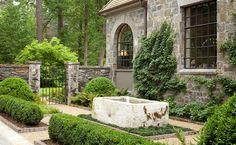 Howard Design Studio - Gorgeous Gardens - beautiful garden gate