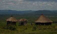Traditional Huts on Sirari - Mwanza Highway
