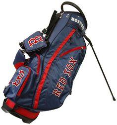 Boston Red Sox Golf Bag