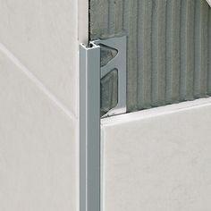 Aluminum edge trim / for tiles SQUAREJOLLY SJ PROFILITEC
