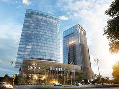 ASUNCIÓN l Hotel Hilton l PRO - SkyscraperCity