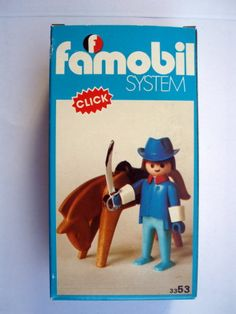 Clicks de Famobil Retro Toys, Vintage Toys, Retro Vintage, Gi Joe, Crazy Toys, Holly Hobbie, Infancy, Tin Toys, Toy Trucks