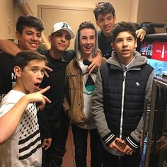 Follow them (@HunterRowland). (@BrandonRowland). (@99GoonSquad).  (@ MarioSelman). (@JackGlinsky) On Instagram Twitter   Musically Snapchat. Watch them live on YouNow. And plz subscribe the more fans and followers the more they will make life's happier ❤️