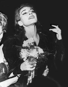 La Divina Maria Callas : Photo