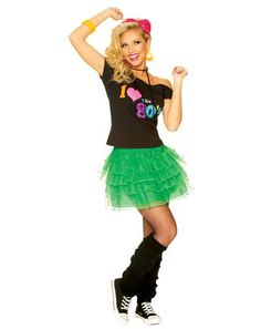 80's Fashion For Girls Pictures s costume