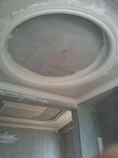 drywall decoration