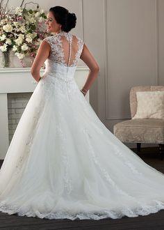 Dress style 1411 by Bonny Bridal