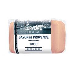 Jabón de la Provenza. Aroma Rosas. Aceites vegetales. Sin parabenos. #cosméticanatural #rosas #jabonnatural #jabonprovenza #lacorvette