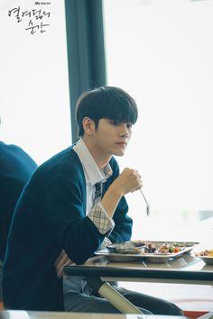 Ong Seung Woo, Kim Min Gyu, Big Crush, Kim Jaehwan, Ha Sungwoon, Kdrama Actors, Drama Film, Seong, 3 In One
