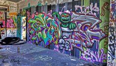 Graffiti - Oscar the Grouch