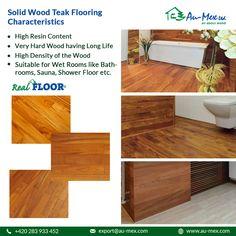 Teak Flooring, Compressive Strength, Wet Rooms, Shower Floor, Burmese, Stability, The Help, Floors, Solid Wood