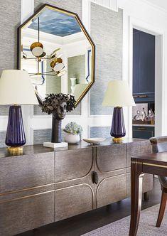 Interior design by Corey Damen Jenkins