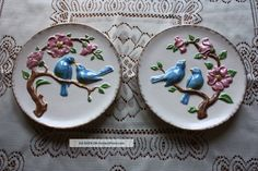 Ceramic Kitchen Wall Plaques   ... photo to enlarge category decorative arts ceramics porcelain other