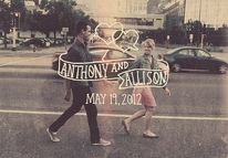 save the date, so cute!! :)