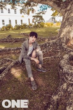 Ahn Jae Hyun for One July`15